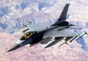 F-16 in zbor