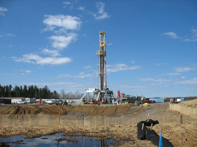 Shale gas EROI