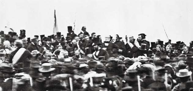 the gettysburg address an intellectual persuasion Quick answer ethos is a means of convincing the audience of the credibility of the speaker it is most commonly used in persuasive writing, such as jonathan swift's a modest proposal or abraham lincoln's gettysburg address.