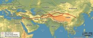 world system map