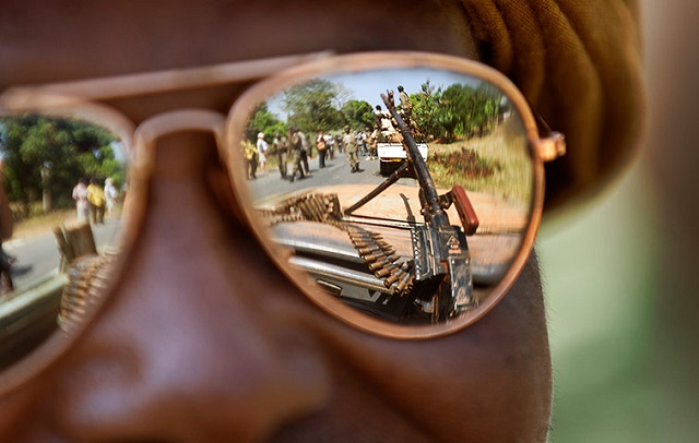 From the Agencies: AP's Ben Curtis in Central African Republic