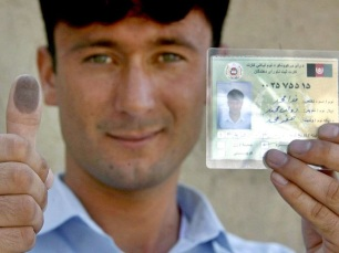 afghanistan election pic