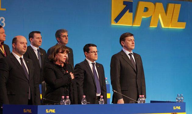 Congesul PNL din 2012. Sursa: Cronica Romănă