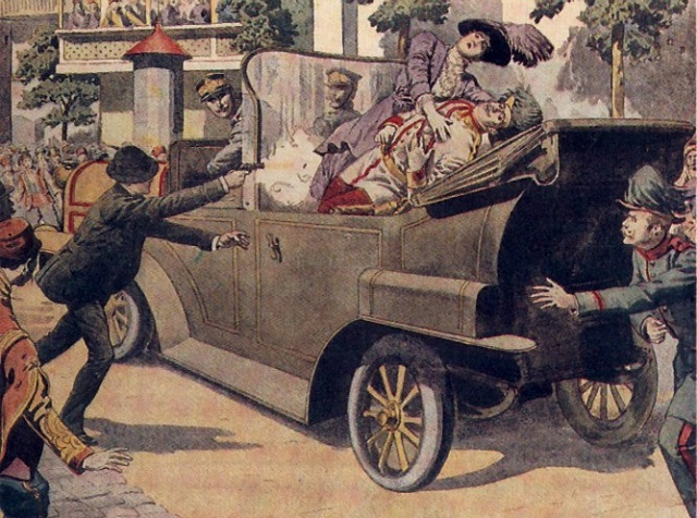 sarajevo-murder
