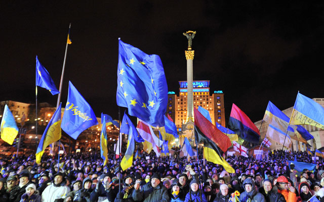 UKRAINE-UNREST-POLITICS-EU-RUSSIA