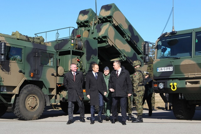 Donald Tusk, Tomasz Siemoniak, Pawe³ Graœ