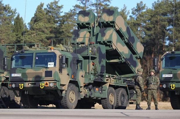 Rachete anti-navă  Kongsberg NSM